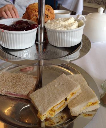 Burn Hall Hotel Afternoon Tea