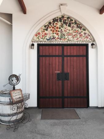 Zillah, Etat de Washington : Entrance
