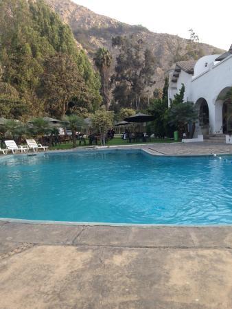 La Posada de los Condores: piscina