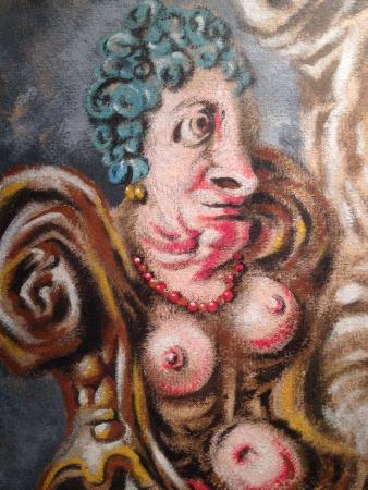 FAM - Fabbriche Chiaramontane di Arte Moderna: Savinio