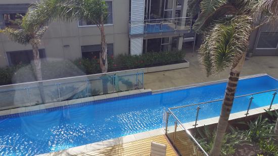 Edgewater Palms Apartments: Pool