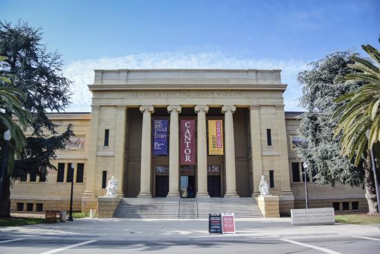 Palo Alto, CA: Cantor Arts Center Stanford University