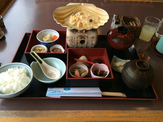 Aomori Kokusai Hotel : 朝食です