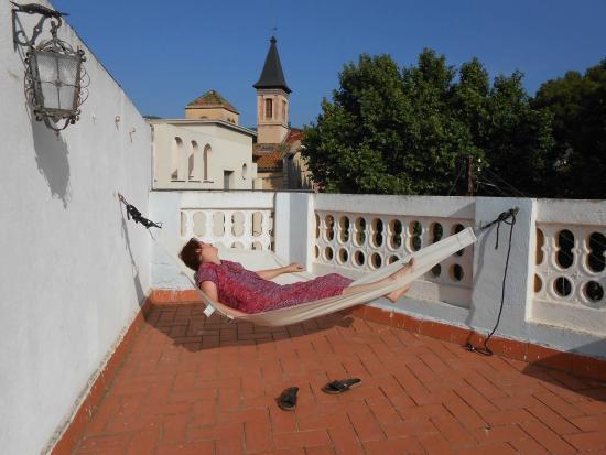 Barcelona Nice Cozy Farniente Sur La Terre Du Toit