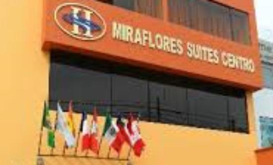 Miraflores Suites Centro: Hotel
