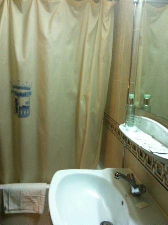 Hotel Condal: banho