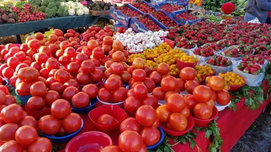 Marco Island Farmers Market-Wednesday- Mid November to Mid April