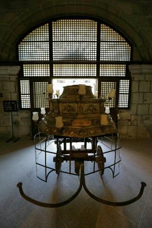 San Agustin Museum: Salah satu yg dipamerkan