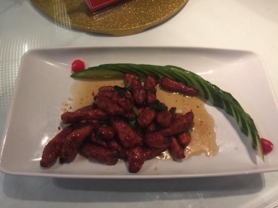 Joy Inn Restaurant : Chicken Honey and chilli Yummy !