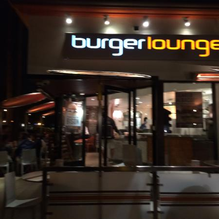 Burger Lounge: Great Burgers!
