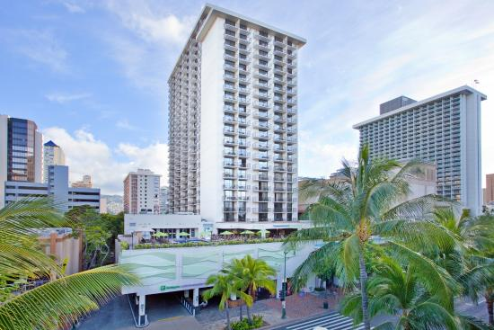 Centrally Located On Kalakaua Avenue Picture Of Waikiki