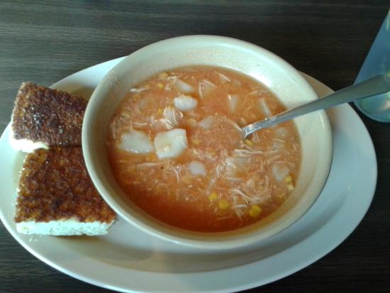 Killen, AL: Chicken Stew with Cornbread