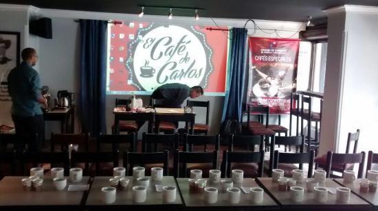 El Cafe de Carlos