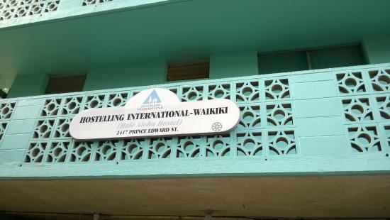 Hostelling International Waikiki: Hostel