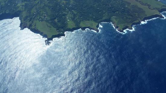Kaunakakai, Hawái: Molokai early morning