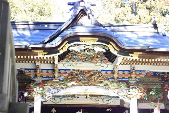Hodosan Shrine : 東照宮なみ