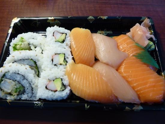 Sushi North: テイクアウトお寿司