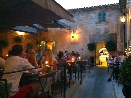 Cassai : restaurant neven Es Trenc