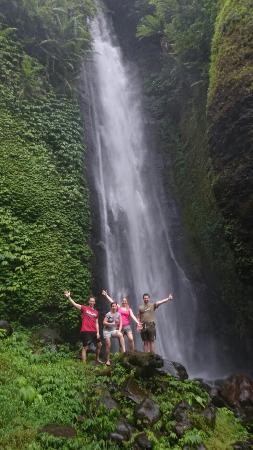 Singaraja, Indonesië: Sekumpul Waterfalls