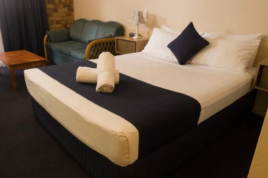 Lancaster Court Motel: Double Room