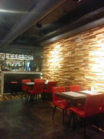 Restaurante sergi arola gastro en madrid con cocina fusi n - Restaurante sergi arola madrid ...