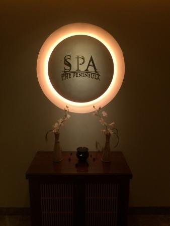 ‪Spa The Peninsula‬
