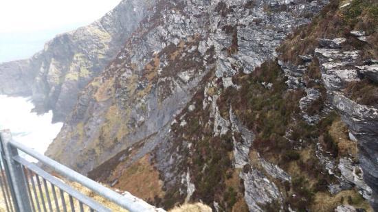 Geokaun Mountain and Cliffs: Breathe taking!