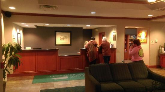 Homewood Suites by Hilton Bethlehem Airport: Lobby