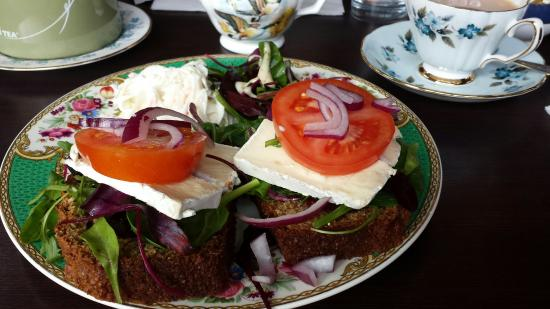 Mocha's Vintage Tea Room & Restaurant: A fabulous lunch at The Vintage Tea Rooms