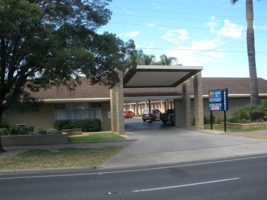 Comfort Inn Anzac Highway: Comfort Inn Glenelg SA