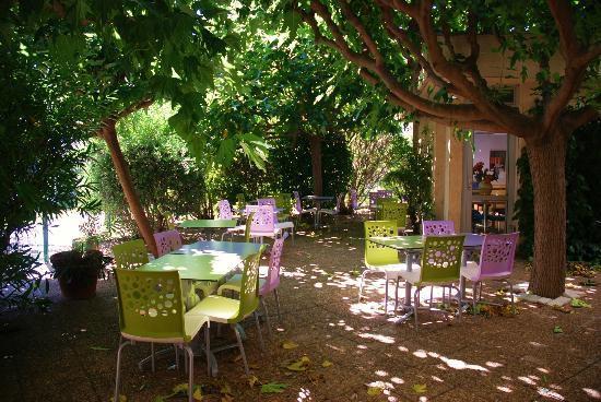 Ibis Budget Avignon Centre : Terrasse