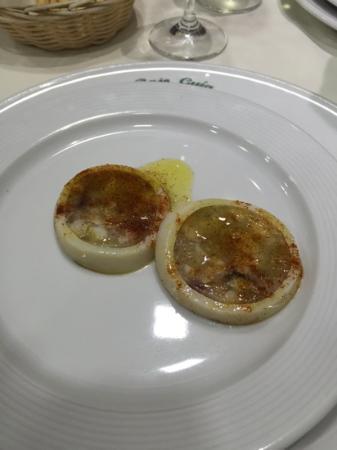 Restaurante Bajo Guia : Un placer para los sentidos...