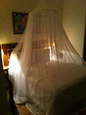 Pousada Picinguaba: au lit !