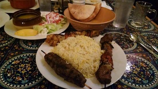 Mixed Grill Picture Of Jerusalem Restaurant Falls Church