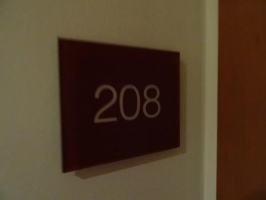 Image result for room 208