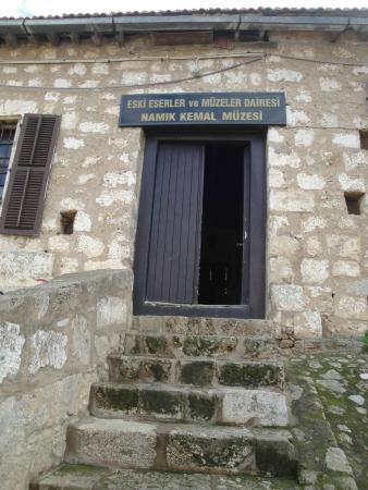 Namık Kemal Zindanı ve Müzesi