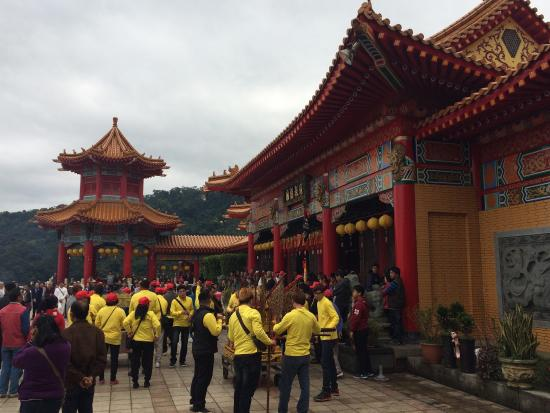 Yilan Sancing Temple