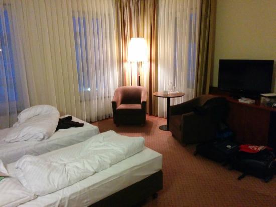 Hansa Apart-Hotel Regensburg: The room
