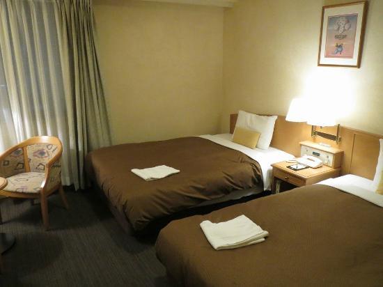Hotel Sunroute Asakusa: 室内