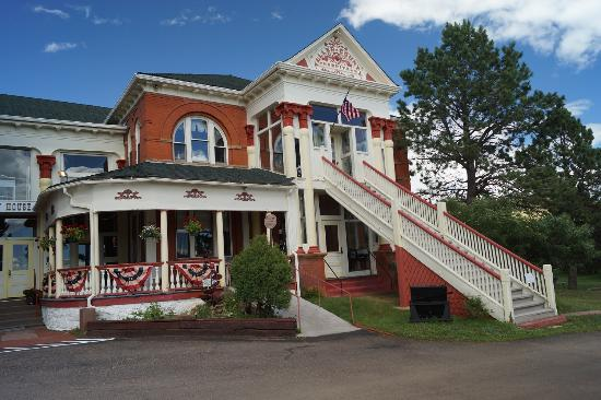 ‪كريبل كريك هوسبيتاليتي هاوس: The Cripple Creek Hospitality House‬