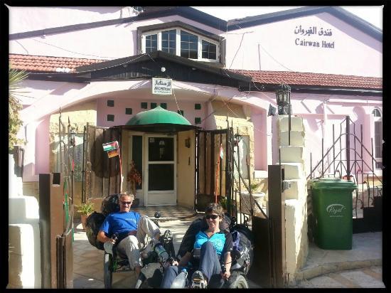 Cairwan hotel karak jordanie voir les tarifs 12 avis for Hotels jordanie