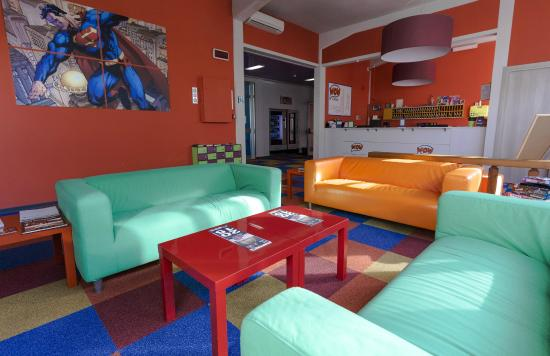 Wow Florence Hostel