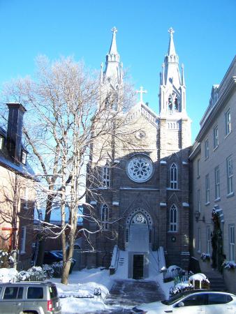 Sanctuaire Notre-Dame-du-Sacre-Coeur