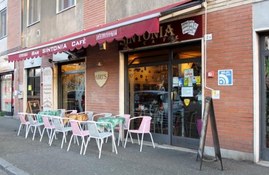 Sintonia cafe