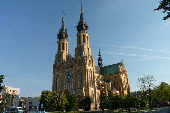 ‪Cathedral of Holy Virgin Mary‬