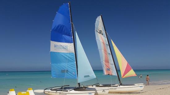 Blau Varadero Hotel Cuba: Free 30 minute  trip included in all inc