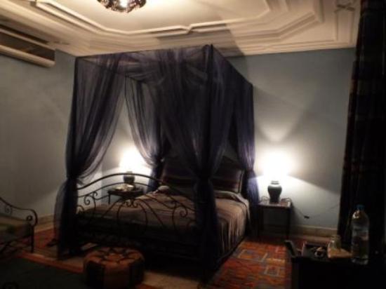 Riad Losra: Schlafzimmer