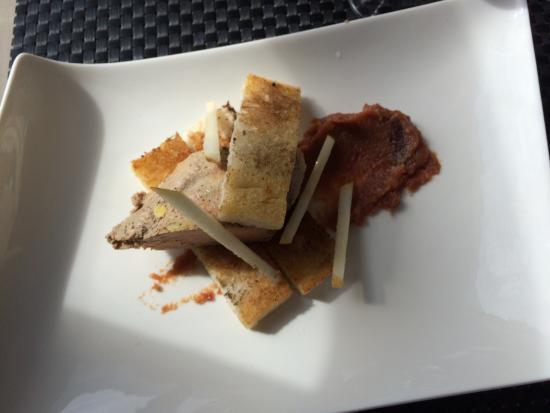 Le Farniente: Foie gras maison