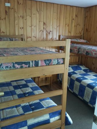 Cabanas Azul del Parque