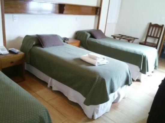 Hotel Cambria : Habitación 505